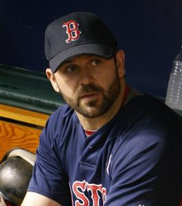 Jason Varitek's dismal offensive season (.220) hasn't enhanced his bargaining power.