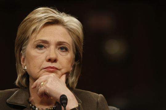 Secretary of State-designate Hillary Clinton's testimony was well received at her Senate confirmation hearing last week.