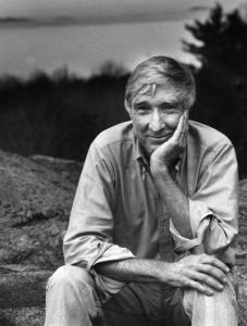 John Updike wrote novels, stories, essays, and poetry.