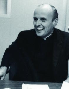The Rev. Robert F. Drinan was a frequent target of FBI scrutiny during his decade in Congress.