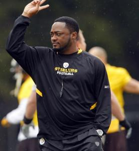 As evident this week, the Steelers' Mike Tomlin is a young head coach, and also an intelligent and at times fiery one.