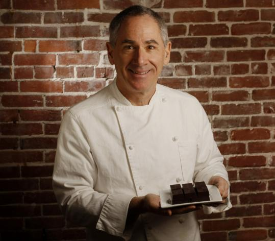 Ed Fox says that in order to control the quality, he only sells his chocolates online.