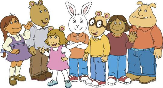 The Arthur community is already more diverse than most on TV, creator Marc Brown says.