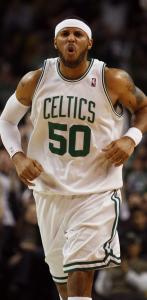 Eddie House was quite the NBA nomad, playing for seven teams in seven seasons before coming to the Celtics in 2007.