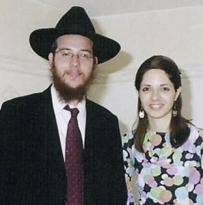 Rabbi Gavriel Holtzberg and his wife, Rivkah, were among the victims of the November terrorist attacks in Mumbai, India.