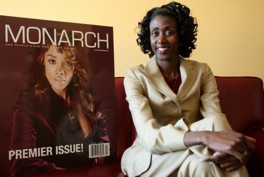 Sylvia Crawley easily moves between being a magazine publisher and coaching the BC women's hoop team.