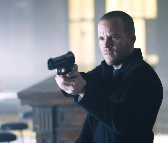 XIII TELEVISION PRODUCTIONSStephen Dorff plays the title role in the NBC action two-part miniseries ''XIII.''