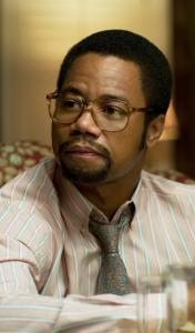 Cuba Gooding Jr. portrays Ben Carson, a world-famous brain surgeon in TNT's TV movie, ''Gifted Hands.''