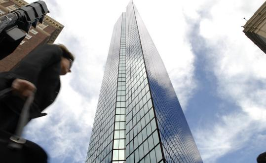 Broadway Partners bought the Hancock tower for a record $1.3 billion.