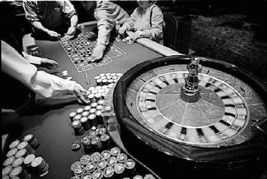 Roulette wheels are not attracting customers as they once did.