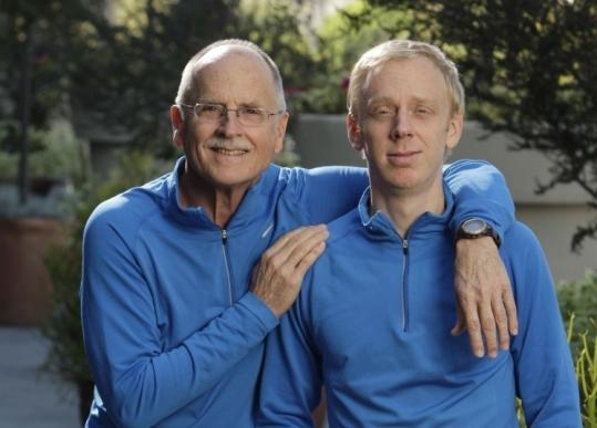 Soulforce Founder Mel White and Son to Compete in Amazing Race.