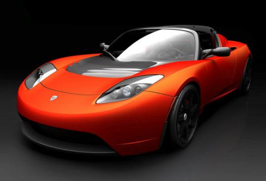 The Tesla Roadster is so small and brutal that you will give out long before the batteries do.