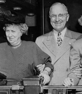 More than 24,000 pages detail the lives of Bess Wallace Truman and President Truman.