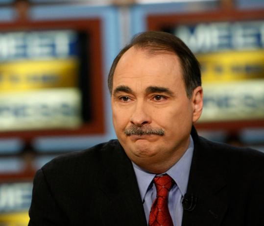 Obama adviser David Axelrod said on NBC yesterday that the stimulus bill would not turn the economy around overnight.