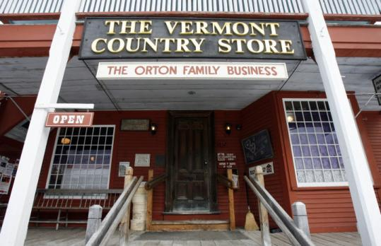 The Vermont Country Store received scathing letters and cancellation notices after it started selling sex aids.