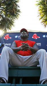 Offseason questions about his ability to be a powerful offensive force again clearly didn't sit well with David Ortiz.