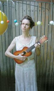 The Argentine singer-songwriter records her albums alone, with a guitar, keyboard, and two loop machines, and normally performs solo as well.
