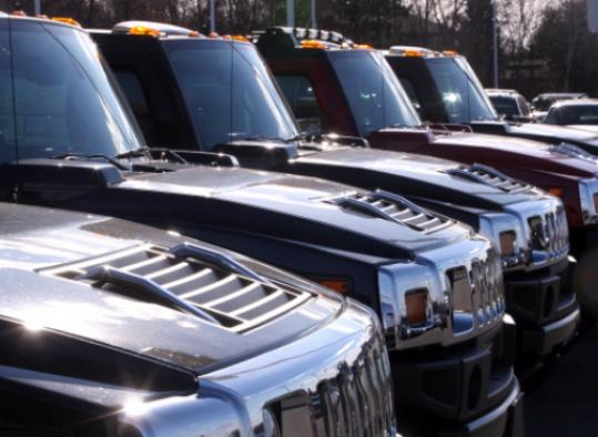 A Hummer tax might be part of a plan to raise cash for roads and transit systems.