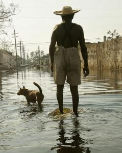 New Orleans's post-Katrina residents are the heart of Dan Baum's book.