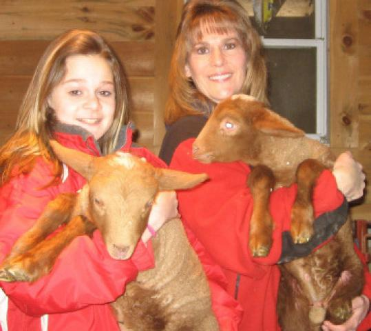 Darlene Keenan-Taylor and daughter, Brianna.