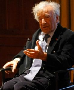 Elie Wiesel's foundation had most of its money invested with Bernard Madoff's firm.