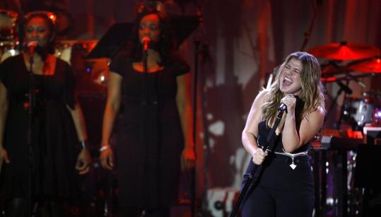 Kelly Clarkson's ''All I Ever Wanted,'' out Tuesday, is filled with emotion-drenched pop.