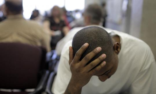 ''These jobs aren't coming back,'' said John E. Silvia, chief economist at Wachovia.