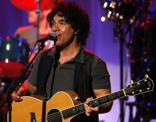 John Oates says his career today gives him the best of both worlds - touring with Daryl Hall, and pursuing new ventures (like an animated series about his former mustache).
