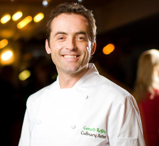 Gerard Reidy, top chef at the five-star Delphi Mountain Resort in Ireland, will be in town for Gaelic Gourmet Week.