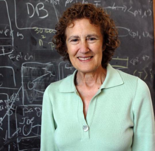 Barbara Liskov won this year's Turing Award for her work on programming languages.