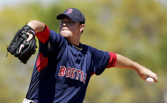 Jon Lester worked 2 1/3 innings against the Pirates yesterday in a high-scoring spring game won by the Red Sox, 15-14.