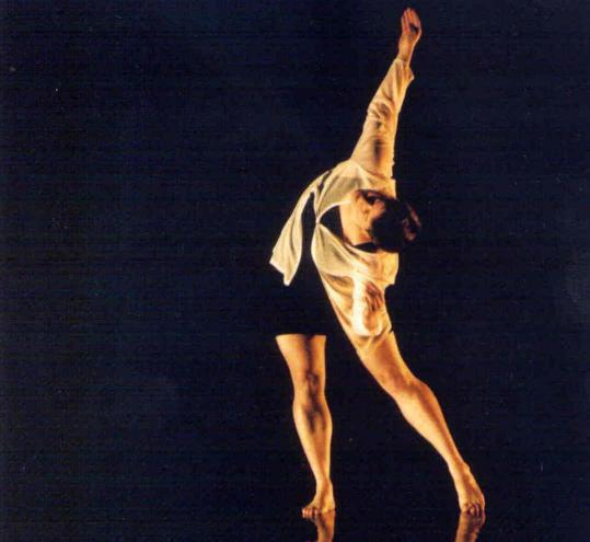 LARRY OSGOOD Kelley Donovan runs her own dance company from Boston - and New York.