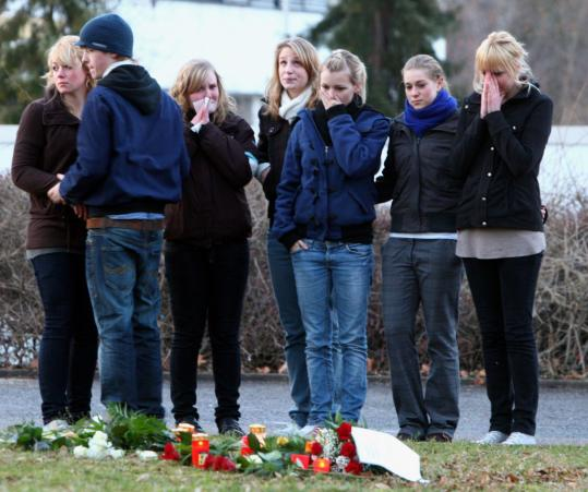 School Shooting Europe: German Teen Kills 15 In Rampage That Began At School