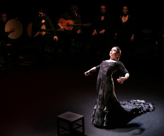 Rocio Molina, 24, of Spain is the top flamenco dancer of her generation.