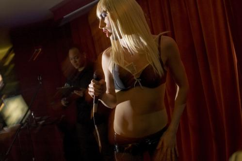 Britney-oke at Kings