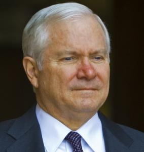Aides said Defense Secretary Robert Gates's decisions will be guided by what he learns while spending time with troops.
