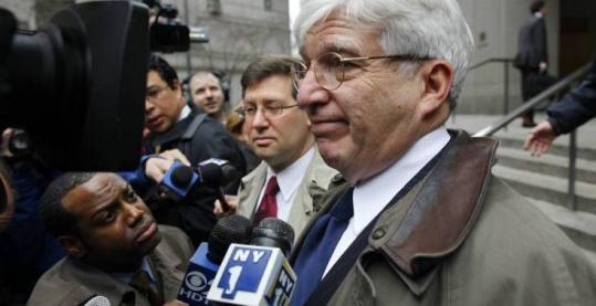 Bernard Madoff attorney Ira Sorkin asked a New York court yesterday to release his client while he awaits sentencing.