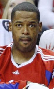 MARCUS CAMBYIn town with Clippers