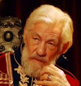 Ian McKellen stars in the TV adaptation of ''King Lear.''