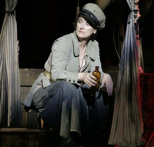 ''Theater of War'' follows a 2006 production of ''Mother Courage and Her Children'' that starred Meryl Streep.