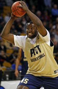 All season DeJuan Blair has been imposing his will on opponents - particularly on the boards.