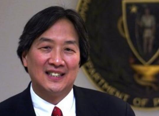 Dr. Howard Koh was nominated for the post of assistant secretary for health.
