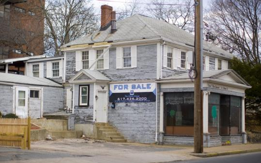 A demolition delay granted for 1203 Adams St. has expired, and the Dorchester Historical Society worries that the circa-1795 property, once used by Walter Baker Chocolate, may be torn down.