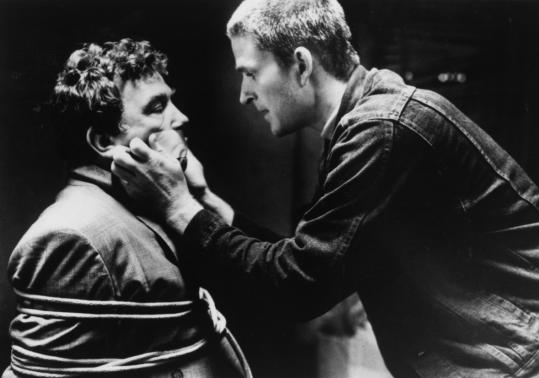 Among the initial Warner Archive offerings is the 1987 ''Orphans'' with Albert Finney (left) and Matthew Modine.