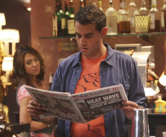 Bobby Cannavale stars as a psychiatric patient who believes he's Cupid in the ABC comedy.