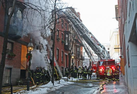 Officials say they plan to make major cuts this year to the Boston Fire Department.