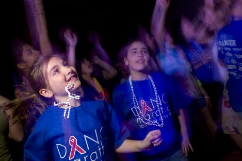 Emily, 8, watched her uncle sing with the band Moonshine during the seventh annual Dance Marathon at Boston University. More about the Dance Marathon SUBMIT Your nightlife photos! TALK What scene should we visit next?