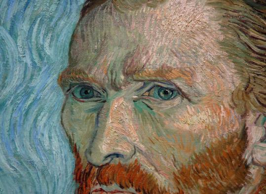 The life and art of van Gogh is the subject of a film at the Aquarium's IMAX Theatre.