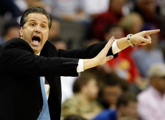 A deal worth $31.65 million makes John Calipari the highest-paid coach in college basketball.
