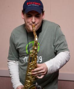 Judson Pierce is a member of Trial Run, performing this Saturday in Lexington.